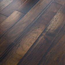 "Grandin Road 5"" Engineered Distressed Walnut Flooring in Ivorydale Walnut"