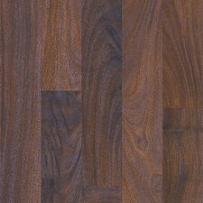 <strong>Shaw Floors</strong> Natural Values II 6.5mm Mahogany Laminate in Cascade