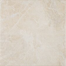 "Domus 18"" x 18"" Floor Tile in Sand"
