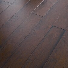 "Orchard Grove 5"" Engineered Distressed Cherry Flooring in Cavalier Cherry"
