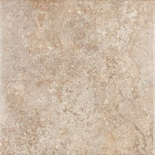 "Padova 18"" x 18"" Floor Tile in Brown"