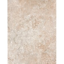 "<strong>Shaw Floors</strong> Padova 10"" x 13"" Wall Tile in Brown"