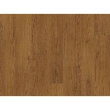 "Sumter 7-1/10"" x 36-1/5"" Vinyl Plank in Amber Cherry"