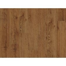 "Sumter 7-1/10"" x 36-1/5"" Vinyl Plank in Cinnamon Oak"