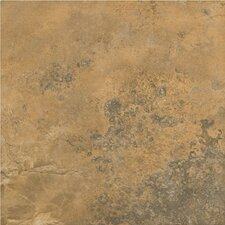 "<strong>Shaw Floors</strong> African Slate 13"" x 13"" Porcelain Tile in Sand"