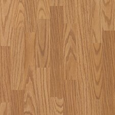 <strong>Shaw Floors</strong> Natural Values II 6.5mm Oak Laminate in Mellow