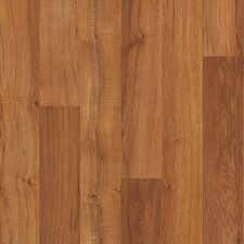 Natural Impact II 7.8mm Laminate in Glazed Hickory