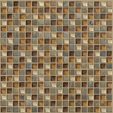 Mixed Up Unpolished Mosaic in Crested Butter