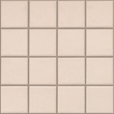 "Colonnade 12"" x 12"" Ceramic Floor Tile in Bone"