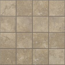 Soho Porcelain Mosaic in Seagrass