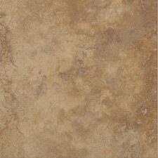 "<strong>Shaw Floors</strong> Soho 18"" x 18"" Porcelain Tile in Walnut"