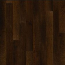 "<strong>Shaw Floors</strong> Olde Mill 3"" Engineered Maple Flooring in Hot Chocolate"