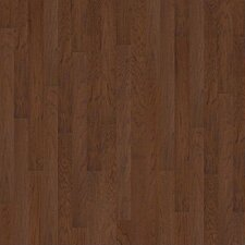 "<strong>Shaw Floors</strong> Epic Heartland 5"" Engineered Oak Flooring in Hazelnut"