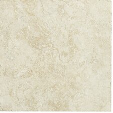 "<strong>Shaw Floors</strong> Piazza 13"" x 20"" Ceramic Tile in Ivory"