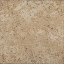 "Mission Bay 13"" x 13"" Floor Tile in Seaside Beige"
