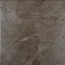 "Domus 12"" x 12"" Floor Tile in Spanish Moss"