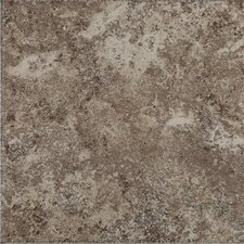"<strong>Shaw Floors</strong> Mission Bay 17"" x 17"" Floor Tile in Coronado Grey"