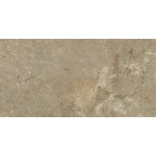 "Metropolitan Slate 12"" x 6"" Cove Base Tile Trim in Tribeca"