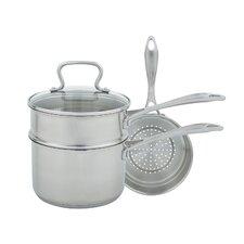 3-qt. 4 Piece Mulit Sauce Pan