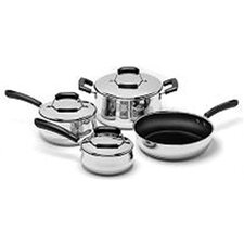 <strong>Range Kleen</strong> Stainless Steel 7-Piece Cookware Set
