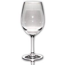 Plastic Cabernet Wine Glasses (Set of 4)