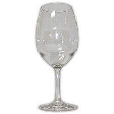 Plastic Cabernet Wine Glasses (Set of 12)