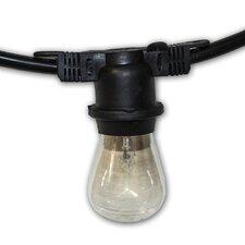 City 24 Light String Light with Sockets