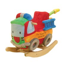 Blaze the Fire Engine Rocker