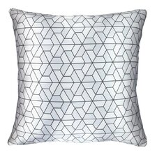 Triangles Modern Printed Throw Pillow