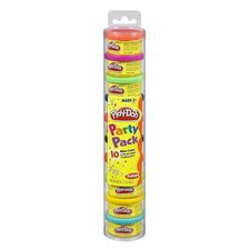 Play Doh Party Pack Tube