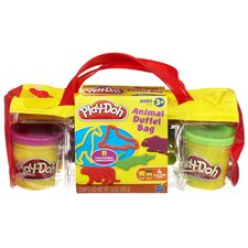 Play Doh Animal Duffel Bag