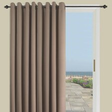 <strong>Ricardo Trading</strong> Ultimate Black-Out Grommet Patio Single Panel