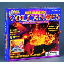 Our Amazing Volcanoes Science Kit