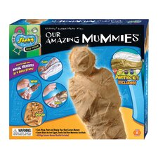 Science and Activity Kits Amazing Mummies