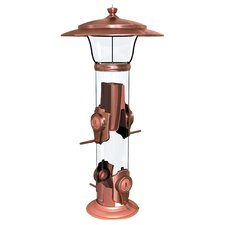 Finch Tube Bird Feeder