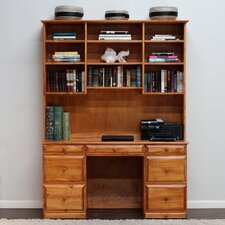 Riverdale Computer Desk with 7 Drawer