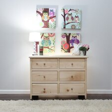 Little Neck 6 Drawer Chest
