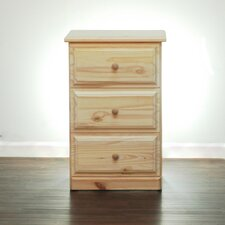 Riverdale Beveled Edge Nightstand