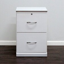 Flat Iron 2-Drawer Vertical File