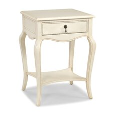 Blanc End Table