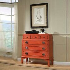 Torta Del 6 Drawer Accent Chest