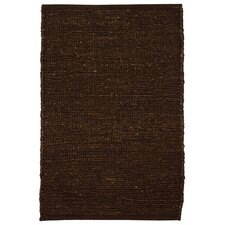 Soumakh Jute Brown Rug