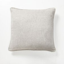 Green Fields Portia Herringbone Pillow