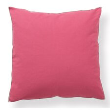 Solid Textures Elemento Cotton Canvas Pillow
