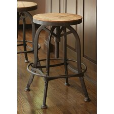 "Akron 25"" Adjustable Bar Stool"