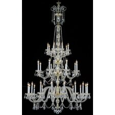 32 Light Crystal Chandelier