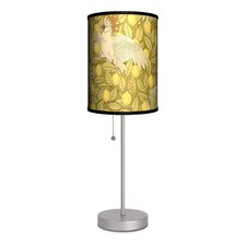 Sport Decor Art Cockatoos Table Lamp