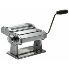 "6"" Pasta Machine with 2 Cutting Blades"