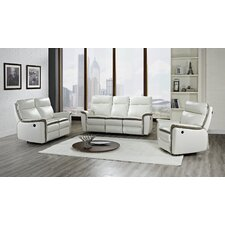 Savannah 3 Piece Power Recliner Sofa Set
