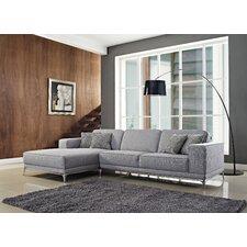 Agata Chaise Sectional Sofa